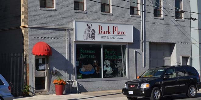 Bark Place Hotel and Spaw