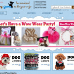 Furry Gems a Toronto based Online Doggy Boutique